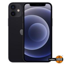 Apple iPhone 12 Mini 128GB - Zwart (NIEUW)
