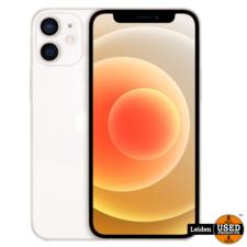 Apple iPhone 12 Mini 64GB - Wit (NIEUW)