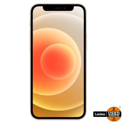 iPhone 12 Mini 64GB - Wit (NIEUW)