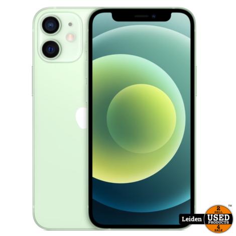 iPhone 12 Mini 64GB - Groen (NIEUW)