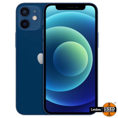 iPhone 12 Mini 64GB - Blauw (NIEUW)