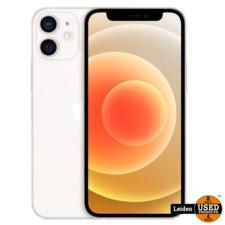 Apple iPhone 12 Mini 128GB - Wit (NIEUW)
