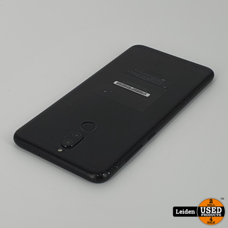 Huawei Mate 10 Lite - Zwart