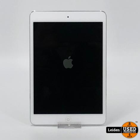 iPad Mini 1G Wifi 32GB - Zilver