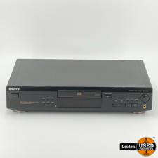 Sony Sony CDP-XE510 CD-speler