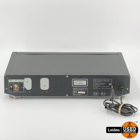 Sony CDP-XE510 CD-speler
