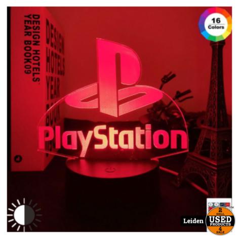 Backlight 'Playstation' Lamp