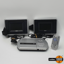 Akai Akai ECV6605 Portable Dvd speler