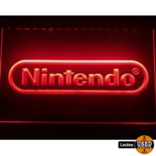 Nintendo Game LED Neon Lamp