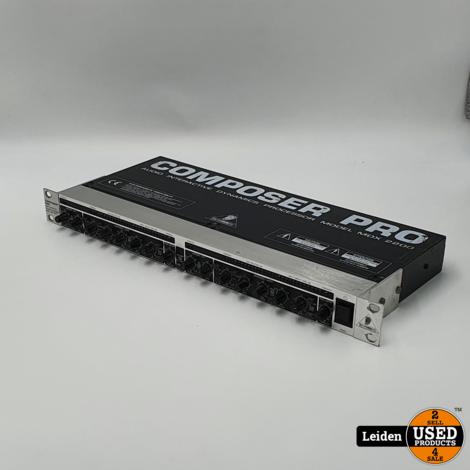 Behringer MDX2200 Composer Pro