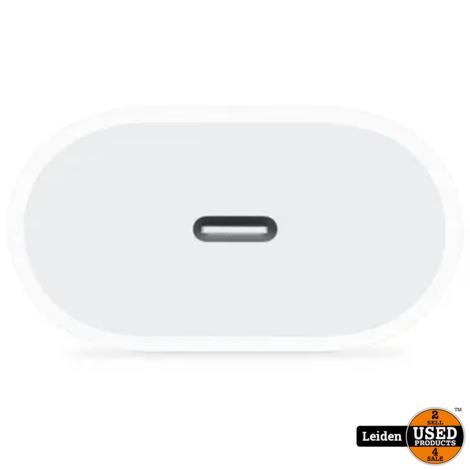 Apple USB-C 18W Power Adapter (MHJE3ZM/A)