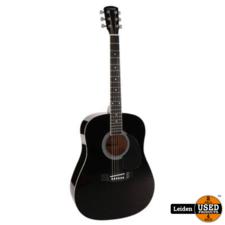 GSD-60-BK | Nashville akoestische gitaar - Zwart