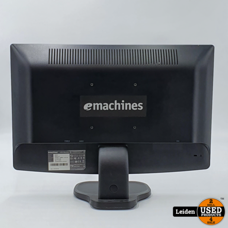 eMachines E202HV LCD Monitor
