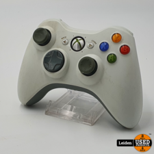 Xbox 360 Controller - Wit