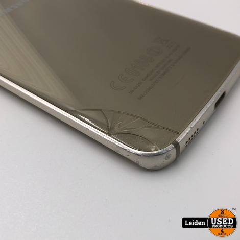 Samsung Galaxy S6 Edge 32GB - Goud
