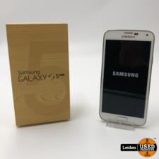 Samsung Samsung Galaxy S5 4G - Wit