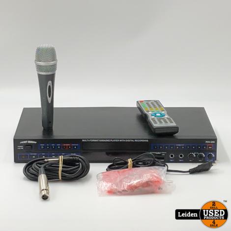 Pocket Karaoke PDV200 Karaoke speler