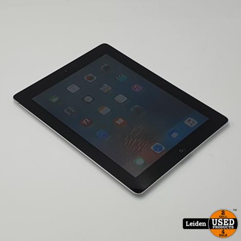 Apple iPad 2 Wifi 16GB - Zwart