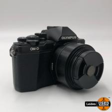 Olympus Olympus OM-D E-M10 Mark II - Zwart + Sigma 30mm F2.8 DN Lens