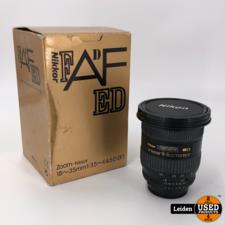 Nikon Nikon ED AF-S 18-35mm F/3.5-4.5 D Lens