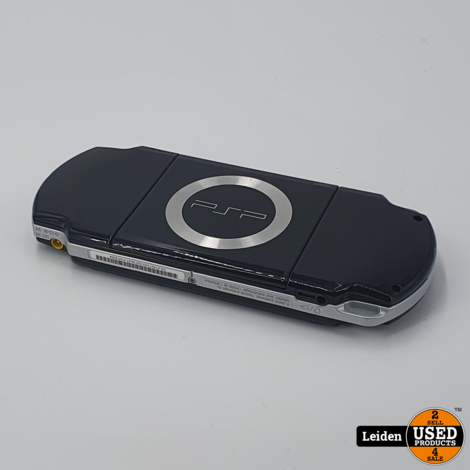Sony Playstation Portable PSP-2004 - Zwart