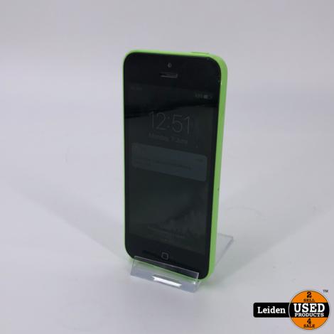 Apple iPhone 5C 8GB - Groen