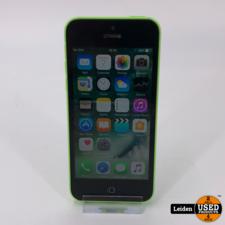 Apple Apple iPhone 5C 8GB - Groen