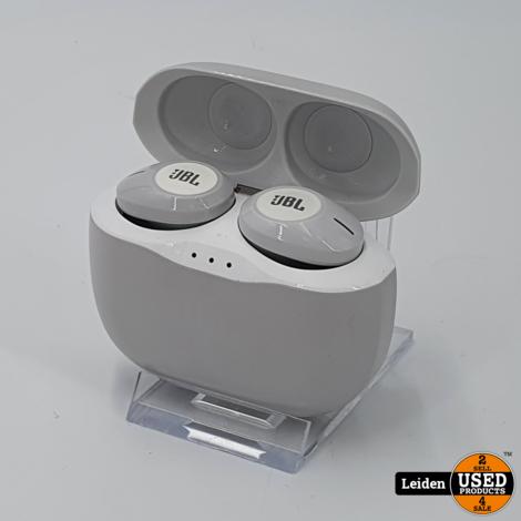 JBL Tune 120TWS - Volledige draadloze oordopjes - Wit