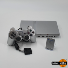 Sony Playstation 2 Slim - Zilver