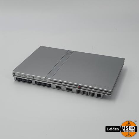 Playstation 2 Slim - Zilver