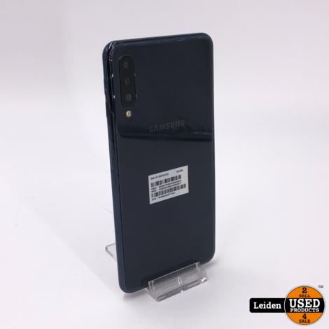 Samsung Galaxy A7 (2018) 64GB - Zwart