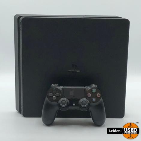 Playstation 4 Slim 1TB - Zwart