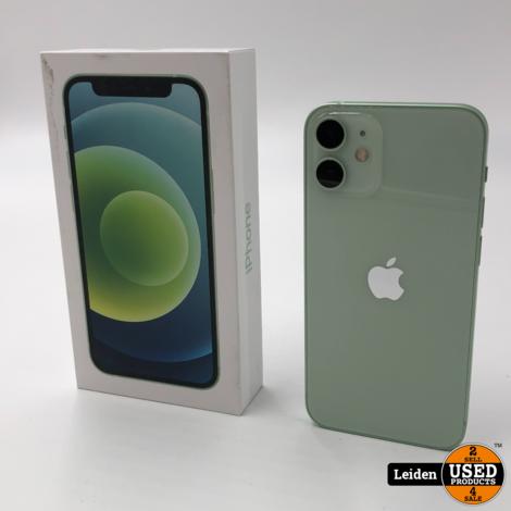 iPhone 12 Mini 128GB - Groen (NIEUW)