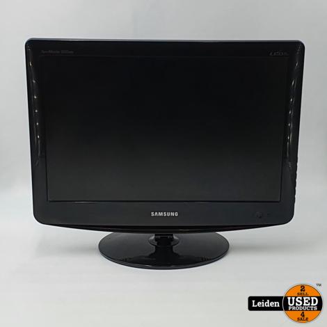 Samsung 2032MW LCD/TV Monitor