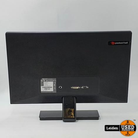 Packard Bell Maestro 223DXL LCD Monitor