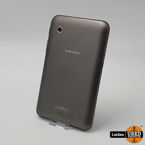 Samsung Galaxy Tab 2 7.0-inch P3110 - Zwart