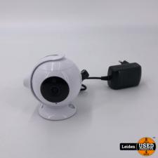 Motorola Motorola Focus89-W camera - 1080 HD - wifi - 360° pan - wit
