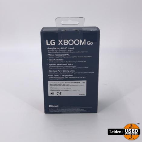 LG Xboom Go PN1 - Luidspreker