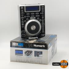 Numark Numark NDX400 Table Top CD-Speler (prijs = per stuk)