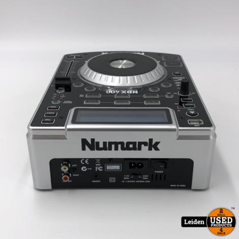 Numark NDX400 Table Top CD-Speler (prijs = per stuk)