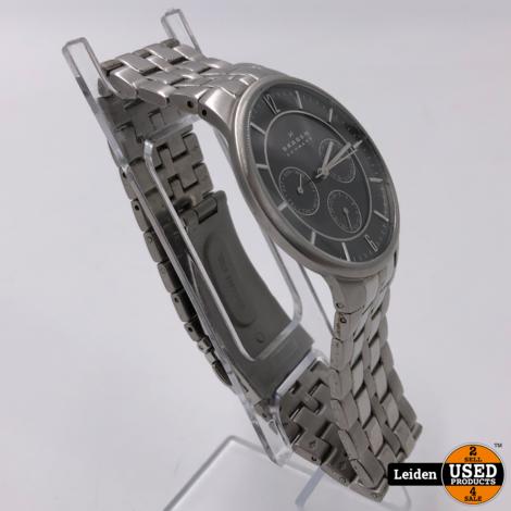 Skagen Denmark 331XLSXM - Horloge