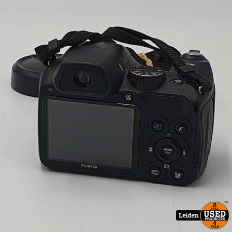 Fujifilm FinePix S2100HD