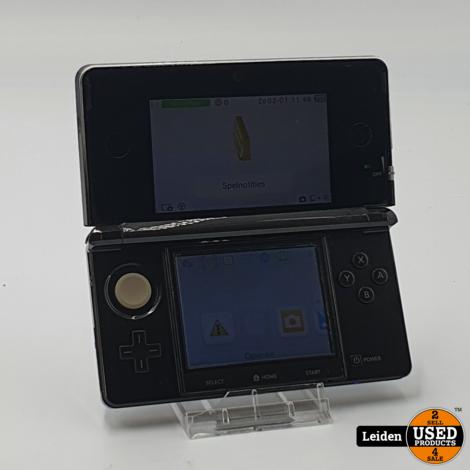 Nintendo 3DS - Cosmic Black