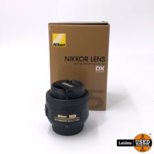 Nikon Nikon AF-S 35mm F/1.8G DX Lens
