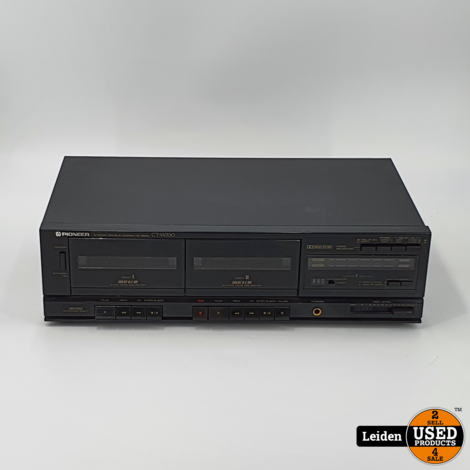 Pioneer CT-W330 Cassette Deck