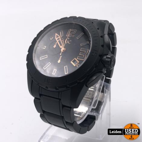 Gc Guess Collection X76009G2S/04 Horloge - Zwart