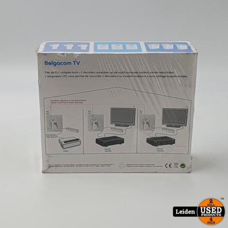 Belgacom PLC adapter