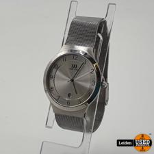 Danish Design Danish Design IQ62Q1072 Steel Horloge