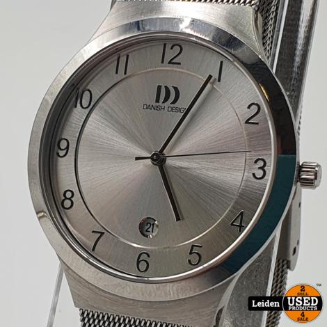 Danish Design IQ62Q1072 Steel Horloge