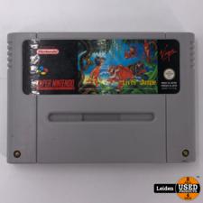 Jungle Book Frans (SNES)